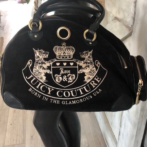 Juicy Couture Handbags - FINAL PRICE/ Juicy couture pet carrier bag